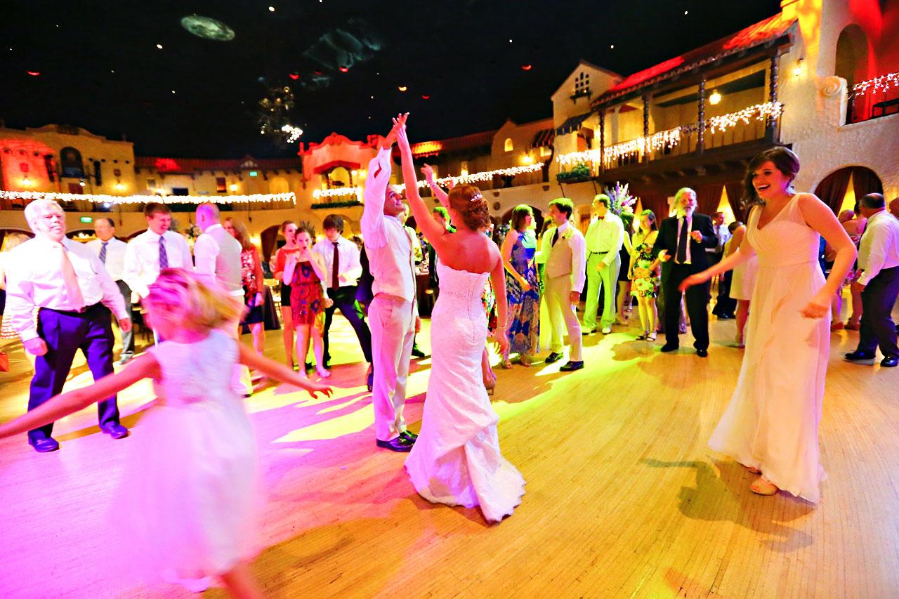 Chandra Kevin Indiana Roof Ballroom wedding 0262