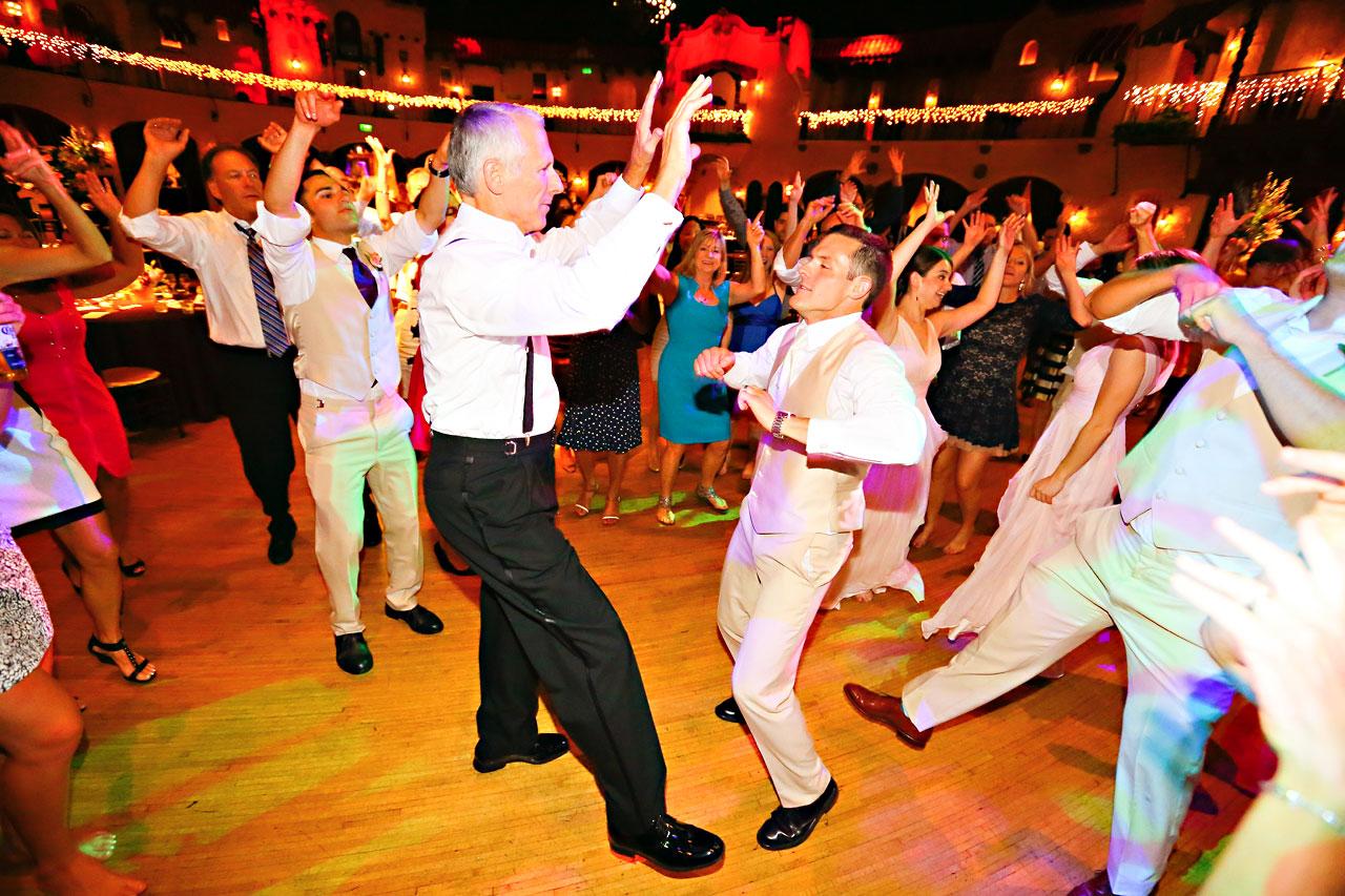 Chandra Kevin Indiana Roof Ballroom wedding 0256