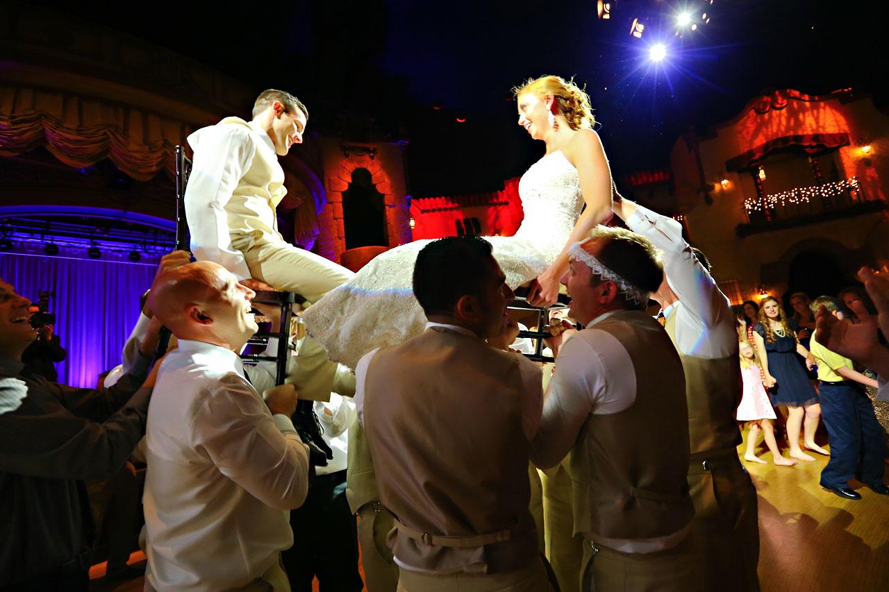 Chandra Kevin Indiana Roof Ballroom wedding 0242