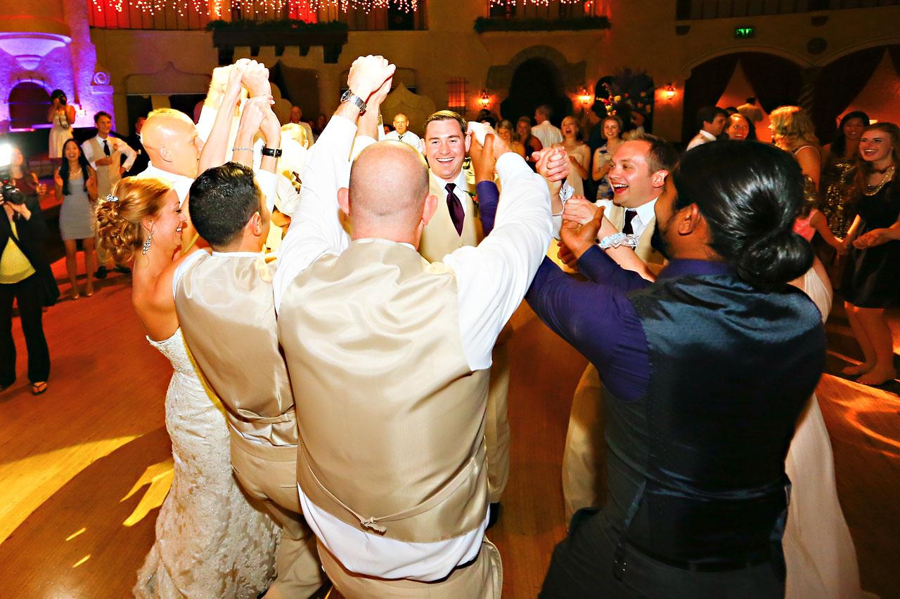 Chandra Kevin Indiana Roof Ballroom wedding 0243