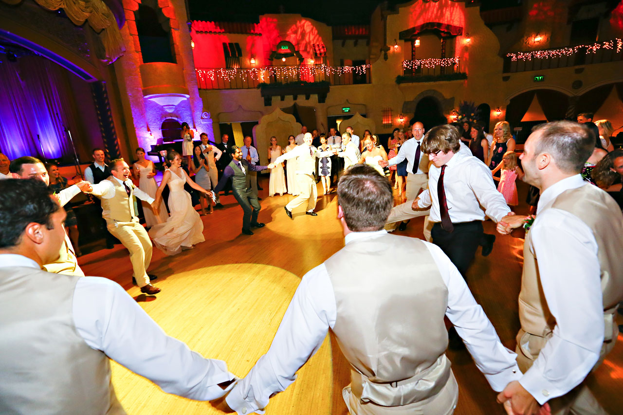 Chandra Kevin Indiana Roof Ballroom wedding 0244