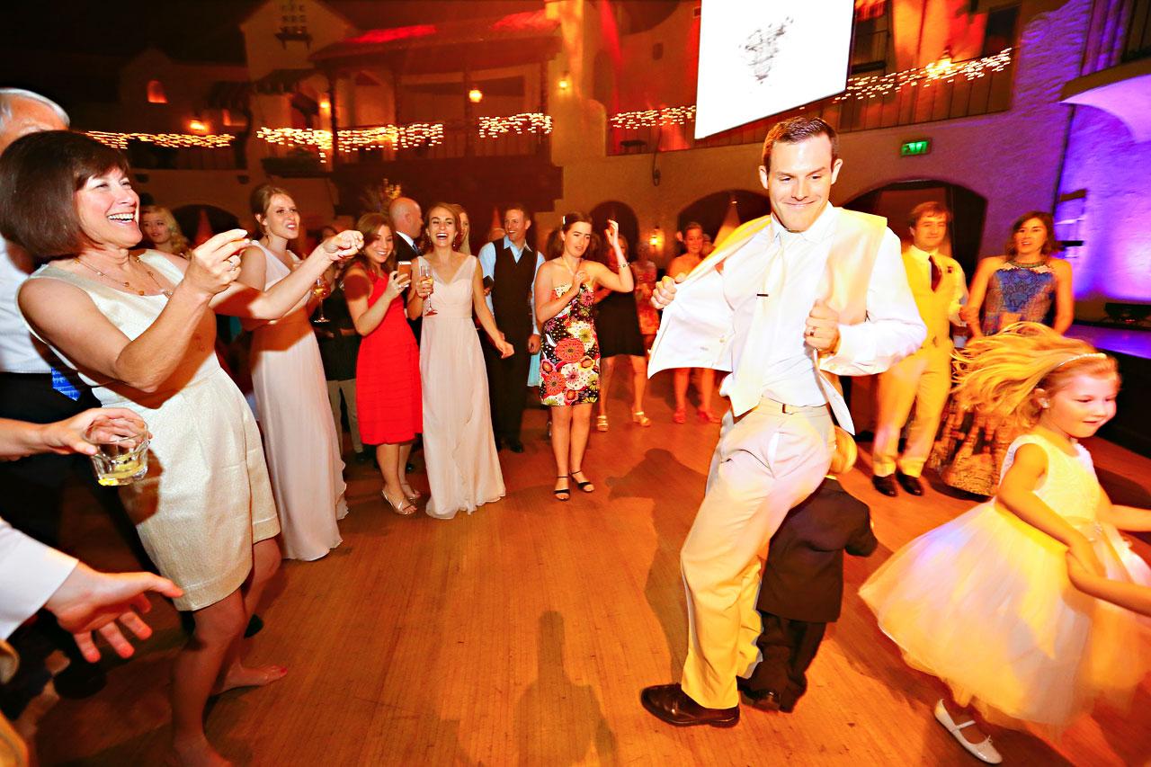 Chandra Kevin Indiana Roof Ballroom wedding 0236
