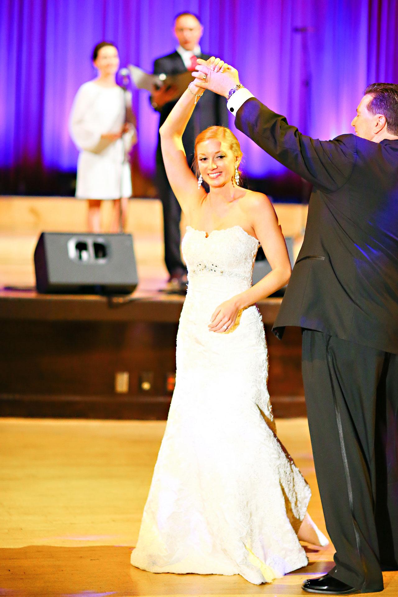 Chandra Kevin Indiana Roof Ballroom wedding 0224