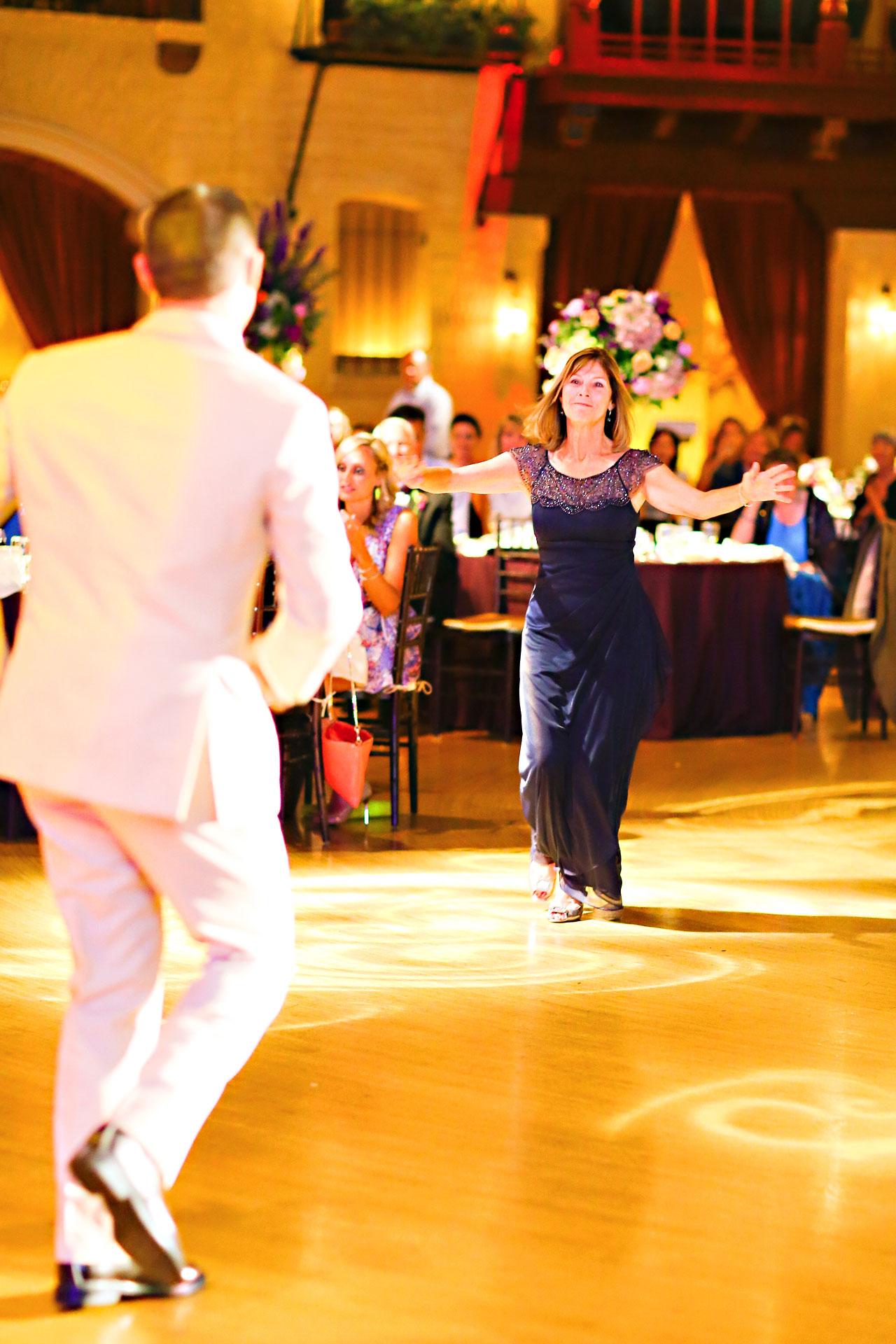 Chandra Kevin Indiana Roof Ballroom wedding 0225