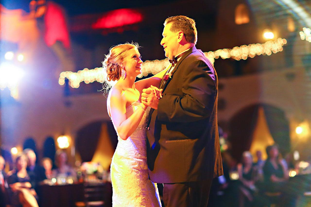 Chandra Kevin Indiana Roof Ballroom wedding 0223
