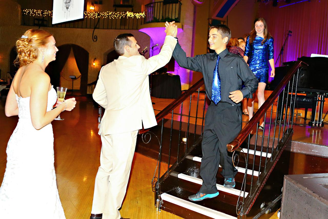Chandra Kevin Indiana Roof Ballroom wedding 0199