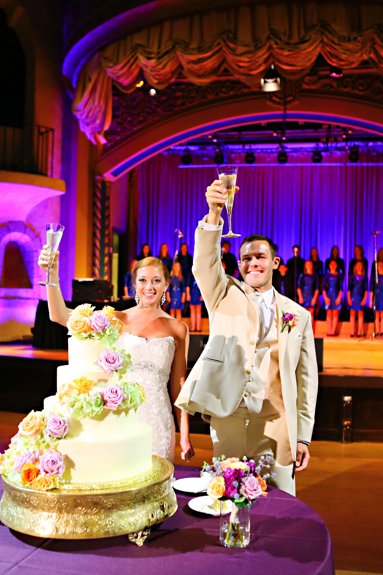Chandra Kevin Indiana Roof Ballroom wedding 0196