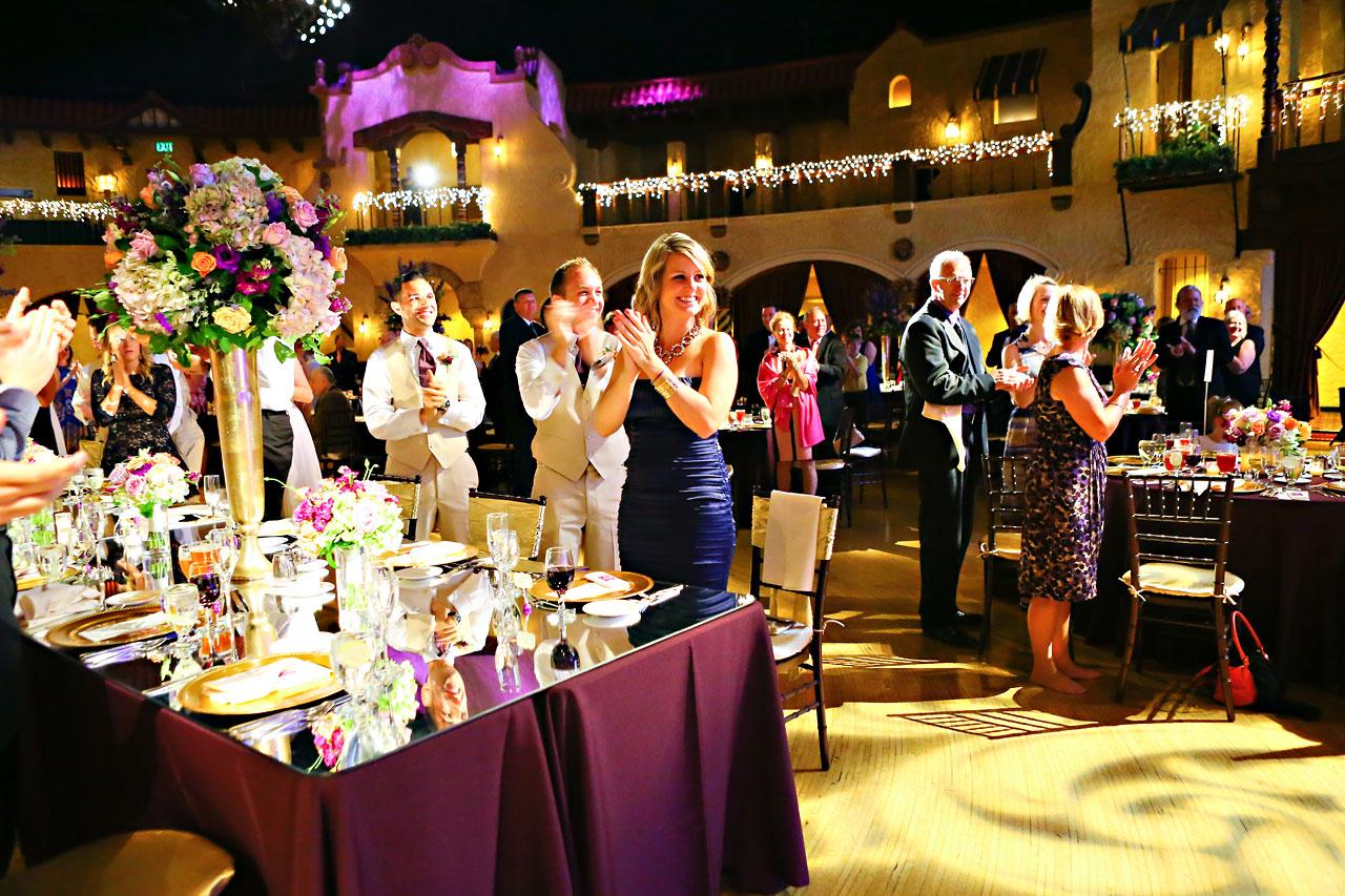 Chandra Kevin Indiana Roof Ballroom wedding 0192
