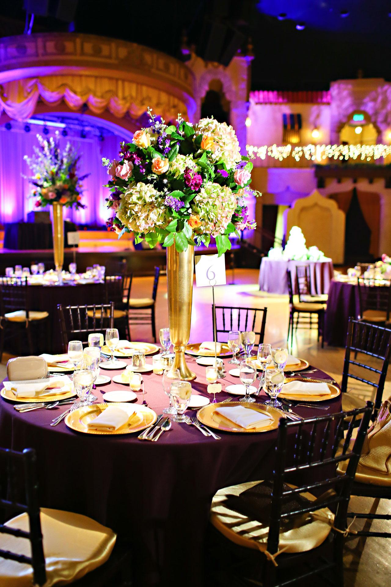 Chandra Kevin Indiana Roof Ballroom wedding 0180
