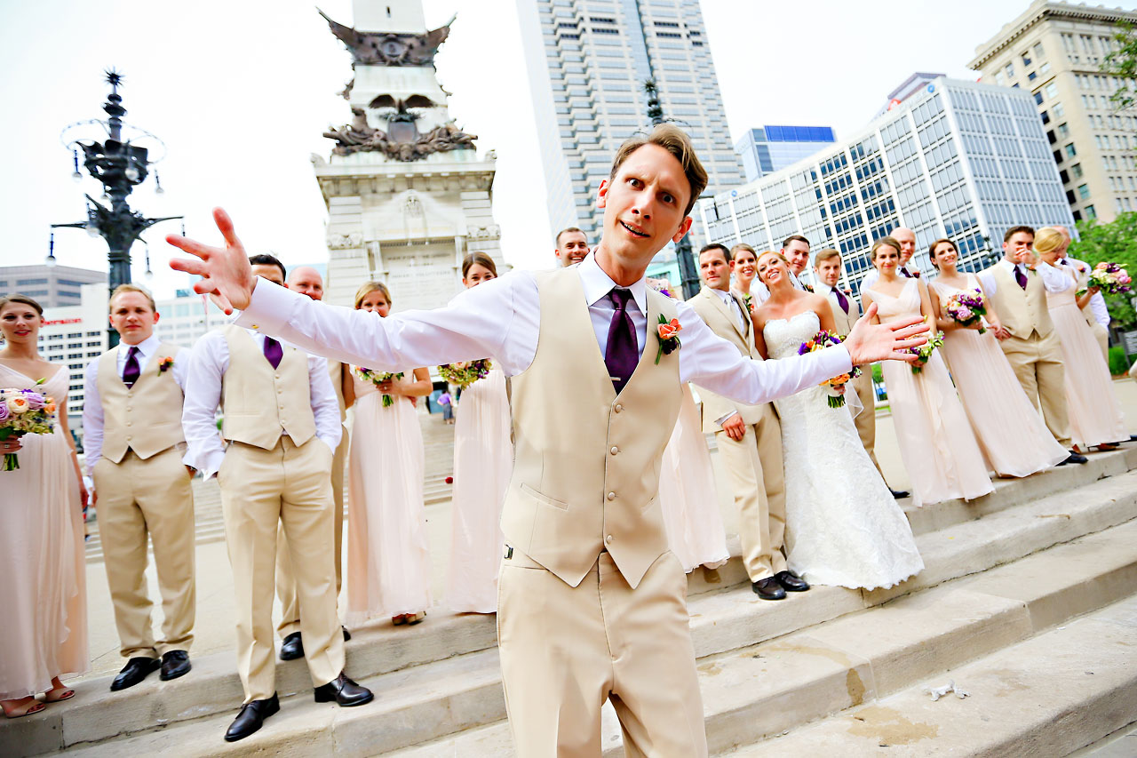 Chandra Kevin Indiana Roof Ballroom wedding 0135