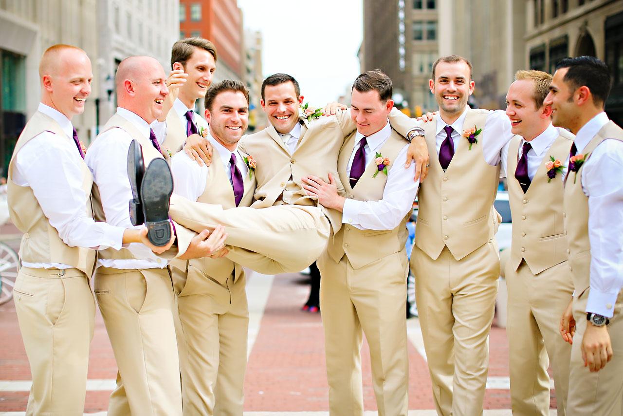 Chandra Kevin Indiana Roof Ballroom wedding 0132