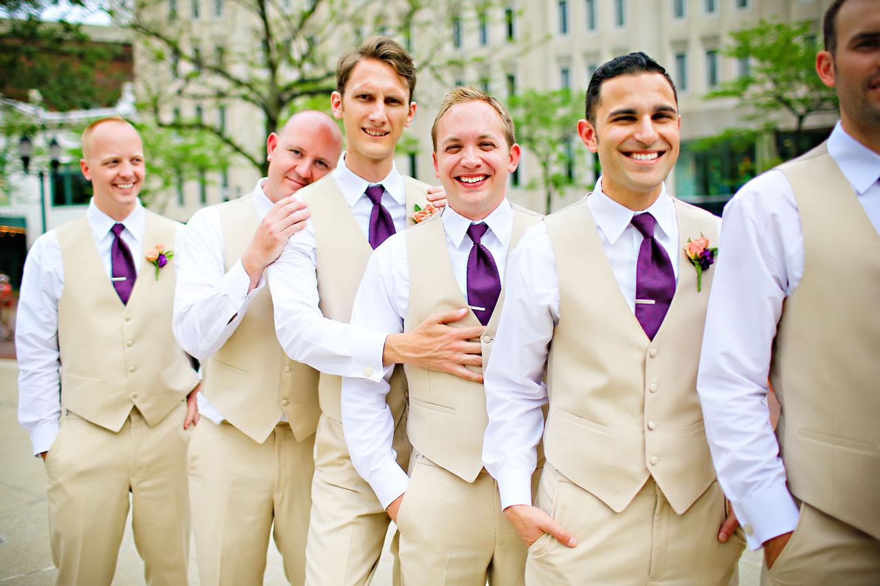 Chandra Kevin Indiana Roof Ballroom wedding 0127