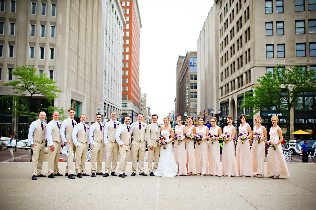 Chandra Kevin Indiana Roof Ballroom wedding 0125