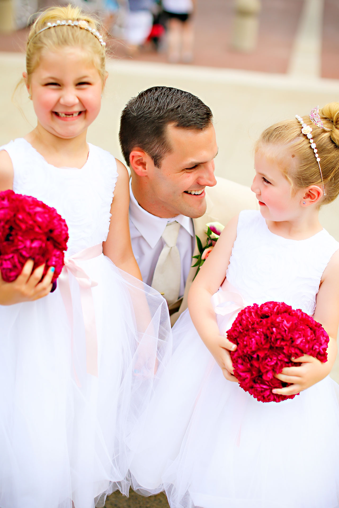 Chandra Kevin Indiana Roof Ballroom wedding 0113