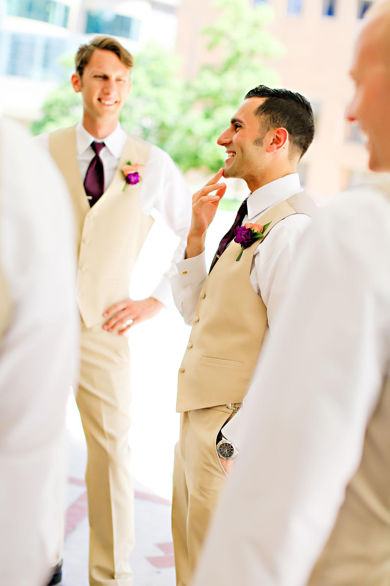 Chandra Kevin Indiana Roof Ballroom wedding 0066