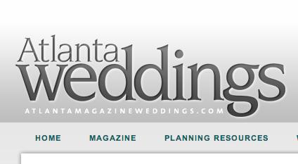 Atlanta Magazine Weddings