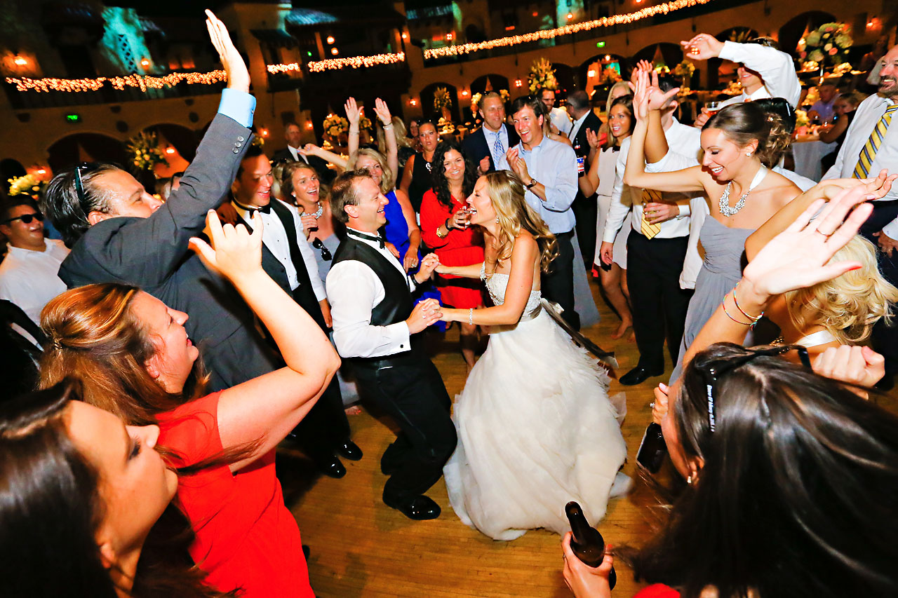 Moey Drew Indiana Roof Ballroom Wedding 263