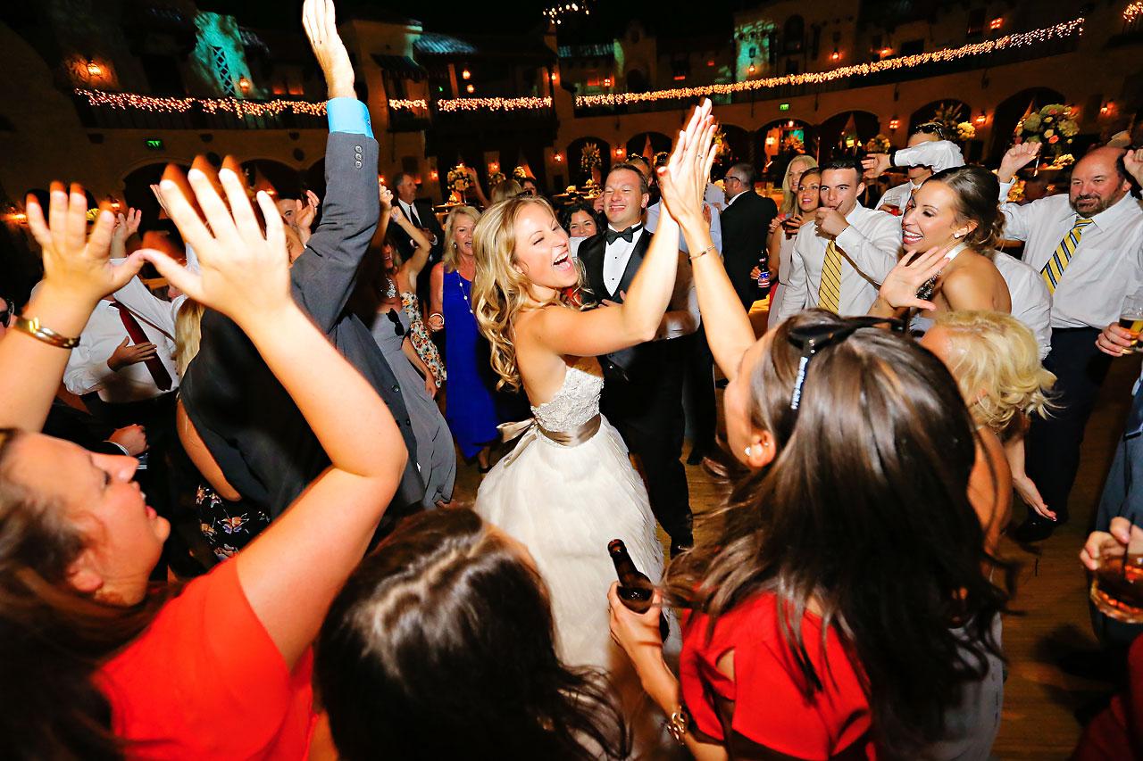 Moey Drew Indiana Roof Ballroom Wedding 265