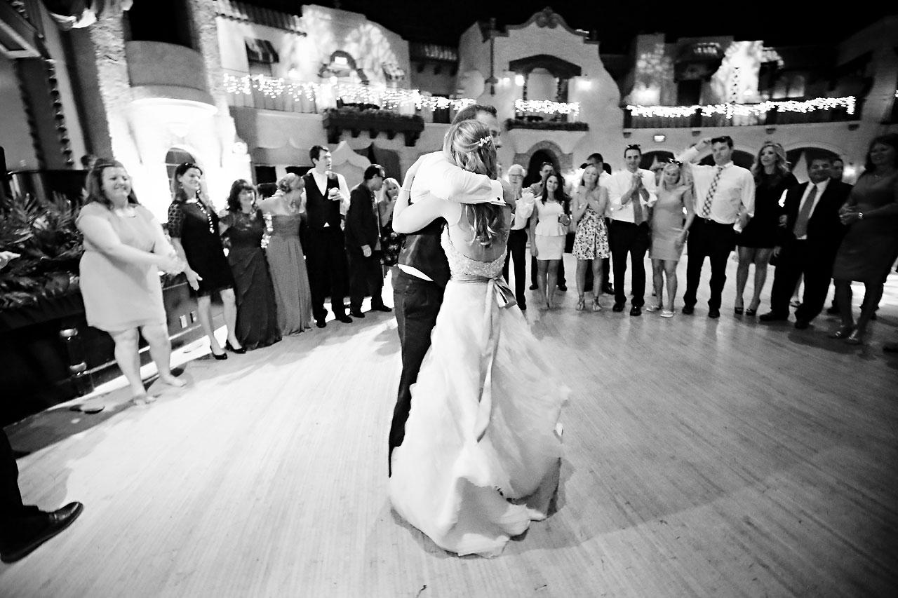 Moey Drew Indiana Roof Ballroom Wedding 261