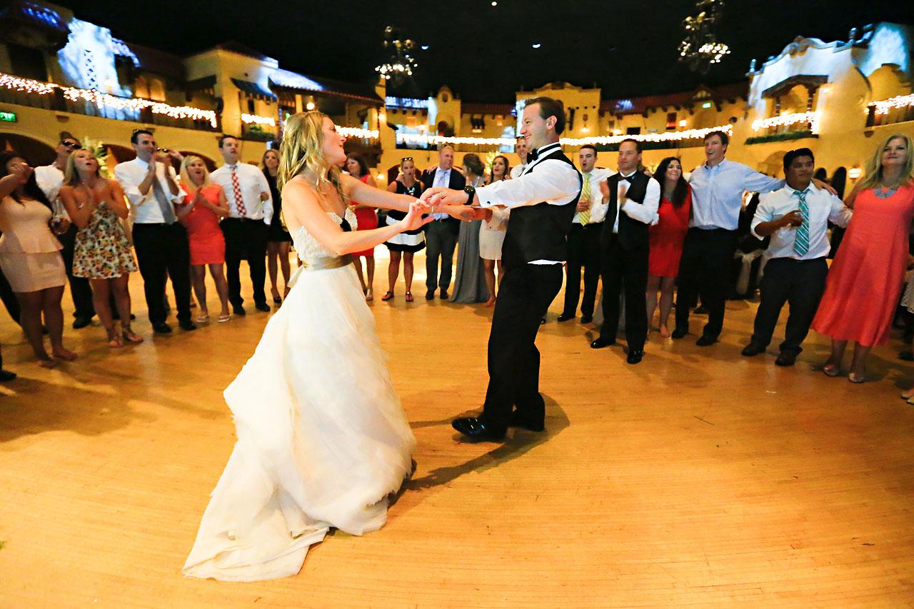 Moey Drew Indiana Roof Ballroom Wedding 262