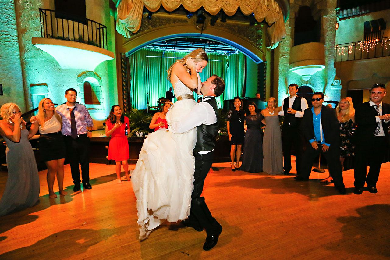 Moey Drew Indiana Roof Ballroom Wedding 260