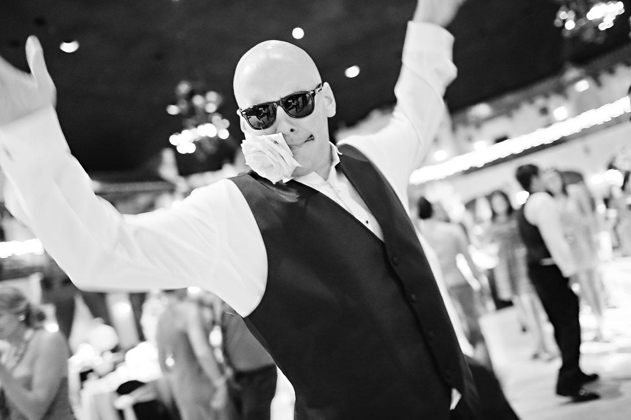 Moey Drew Indiana Roof Ballroom Wedding 256