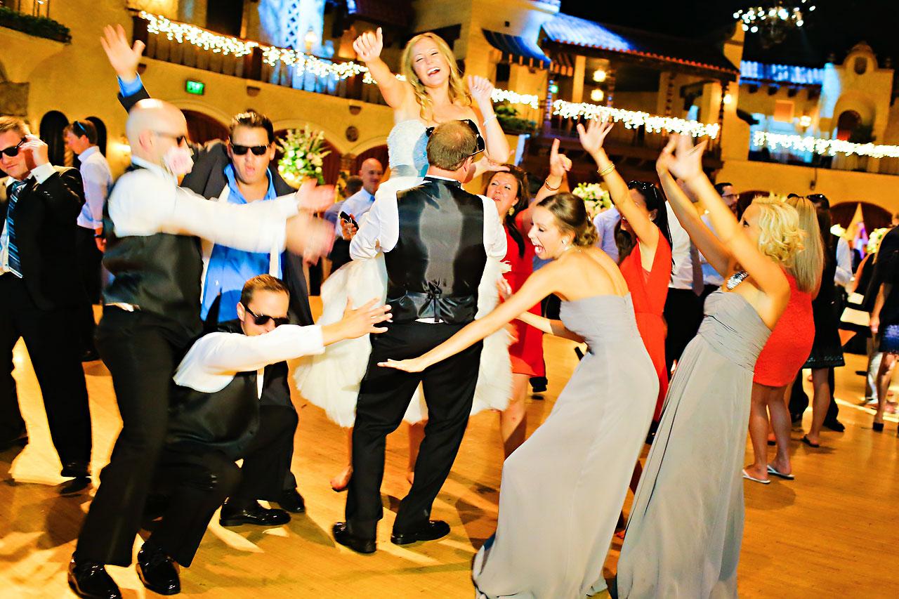 Moey Drew Indiana Roof Ballroom Wedding 258