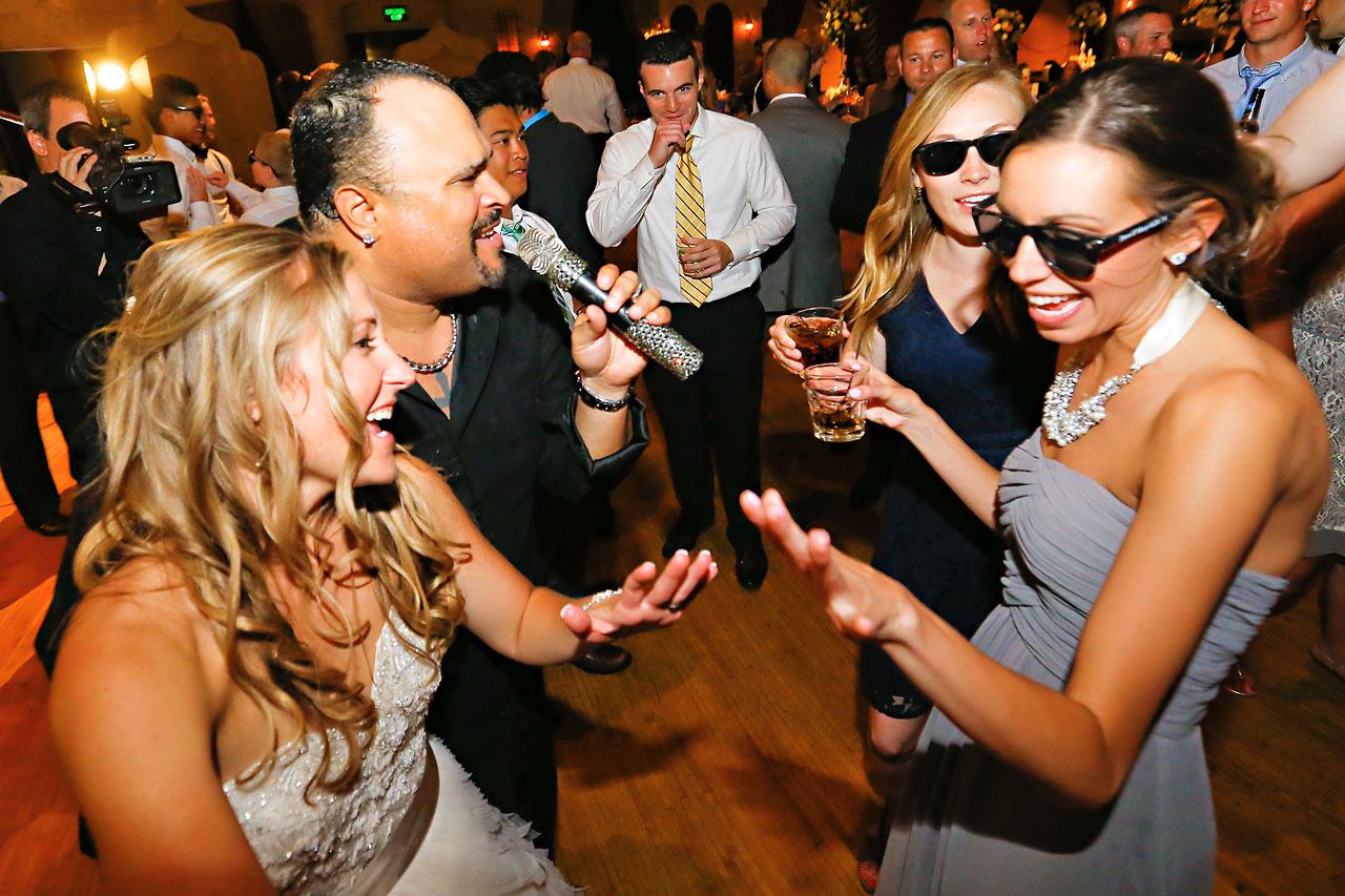 Moey Drew Indiana Roof Ballroom Wedding 251