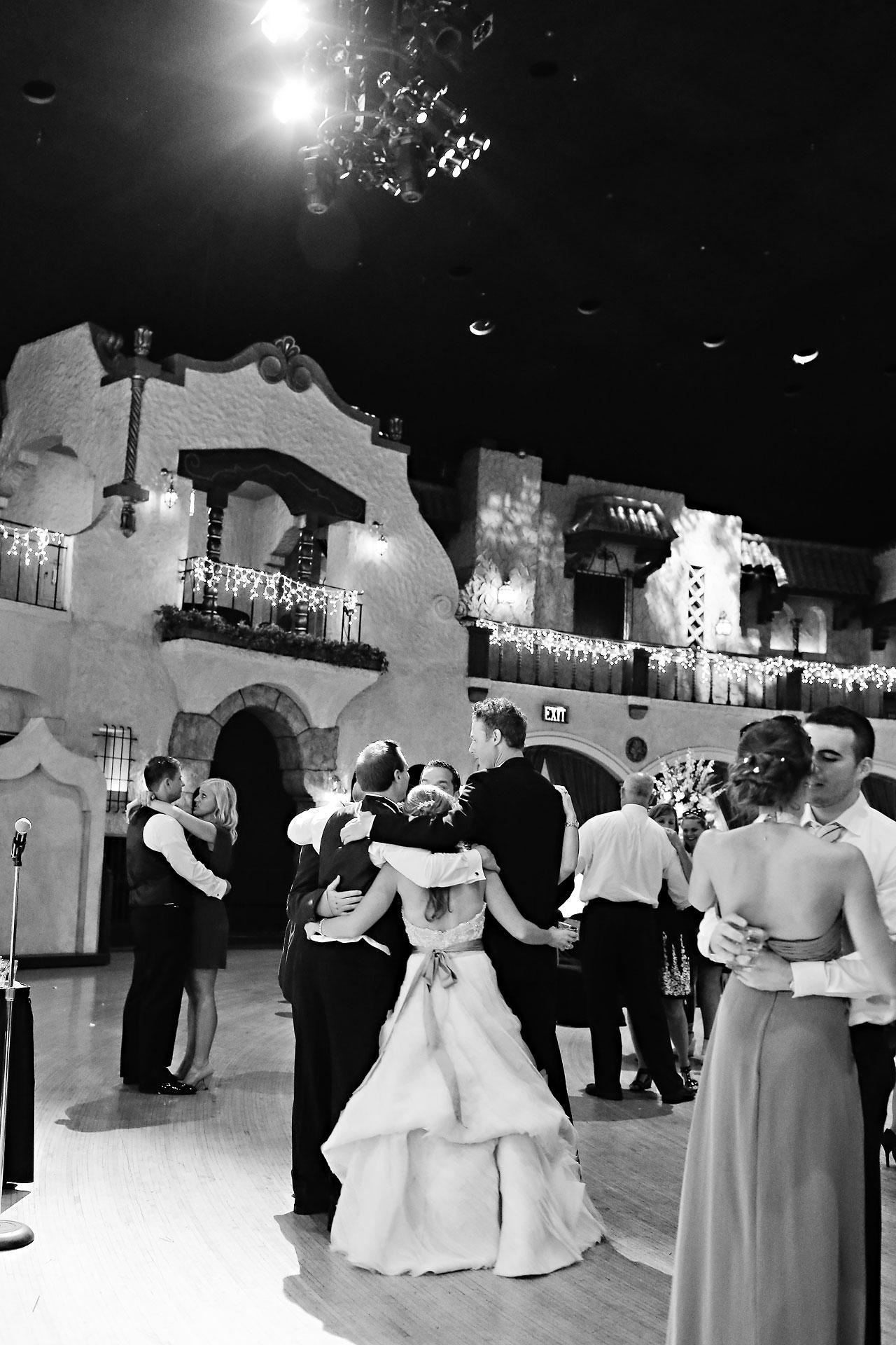 Moey Drew Indiana Roof Ballroom Wedding 252