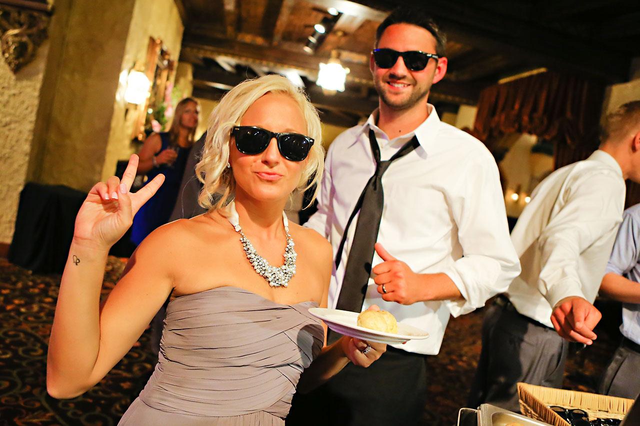 Moey Drew Indiana Roof Ballroom Wedding 249
