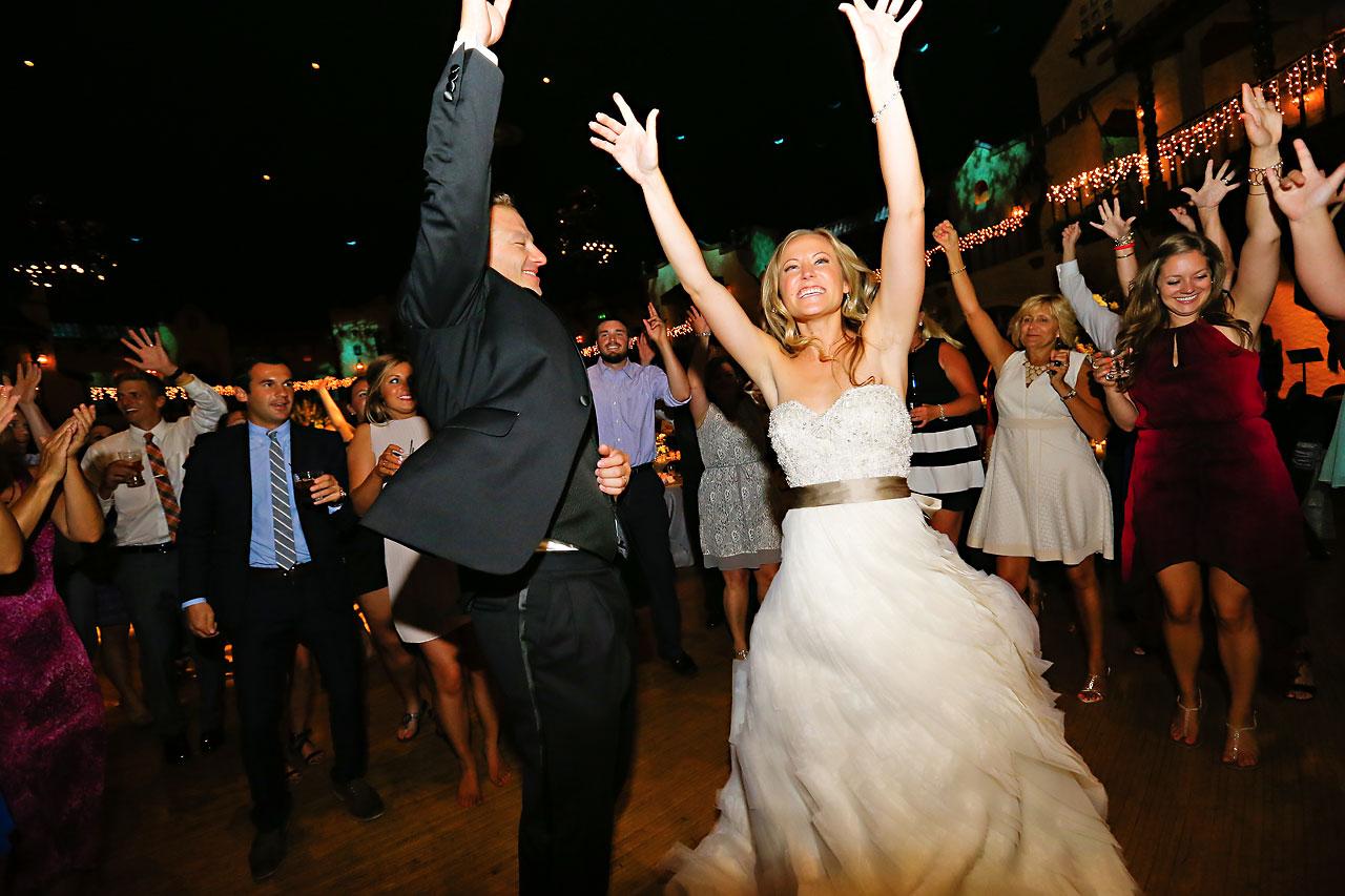 Moey Drew Indiana Roof Ballroom Wedding 244