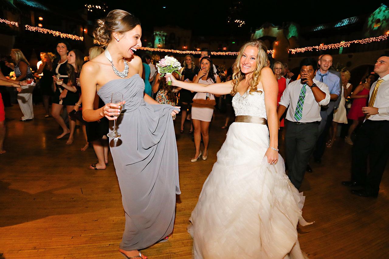 Moey Drew Indiana Roof Ballroom Wedding 235