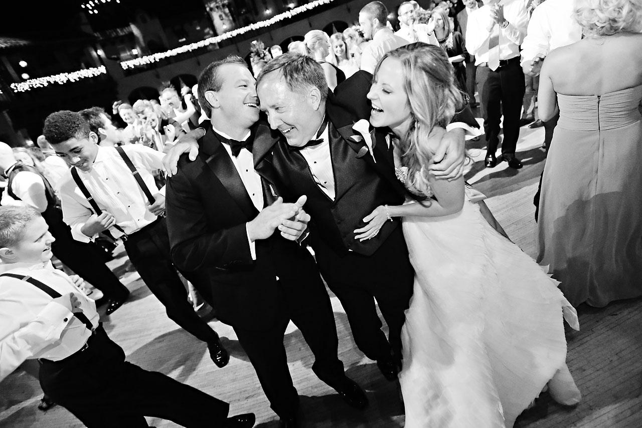 Moey Drew Indiana Roof Ballroom Wedding 233