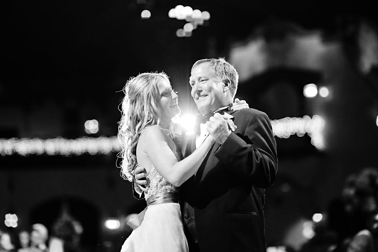 Moey Drew Indiana Roof Ballroom Wedding 228