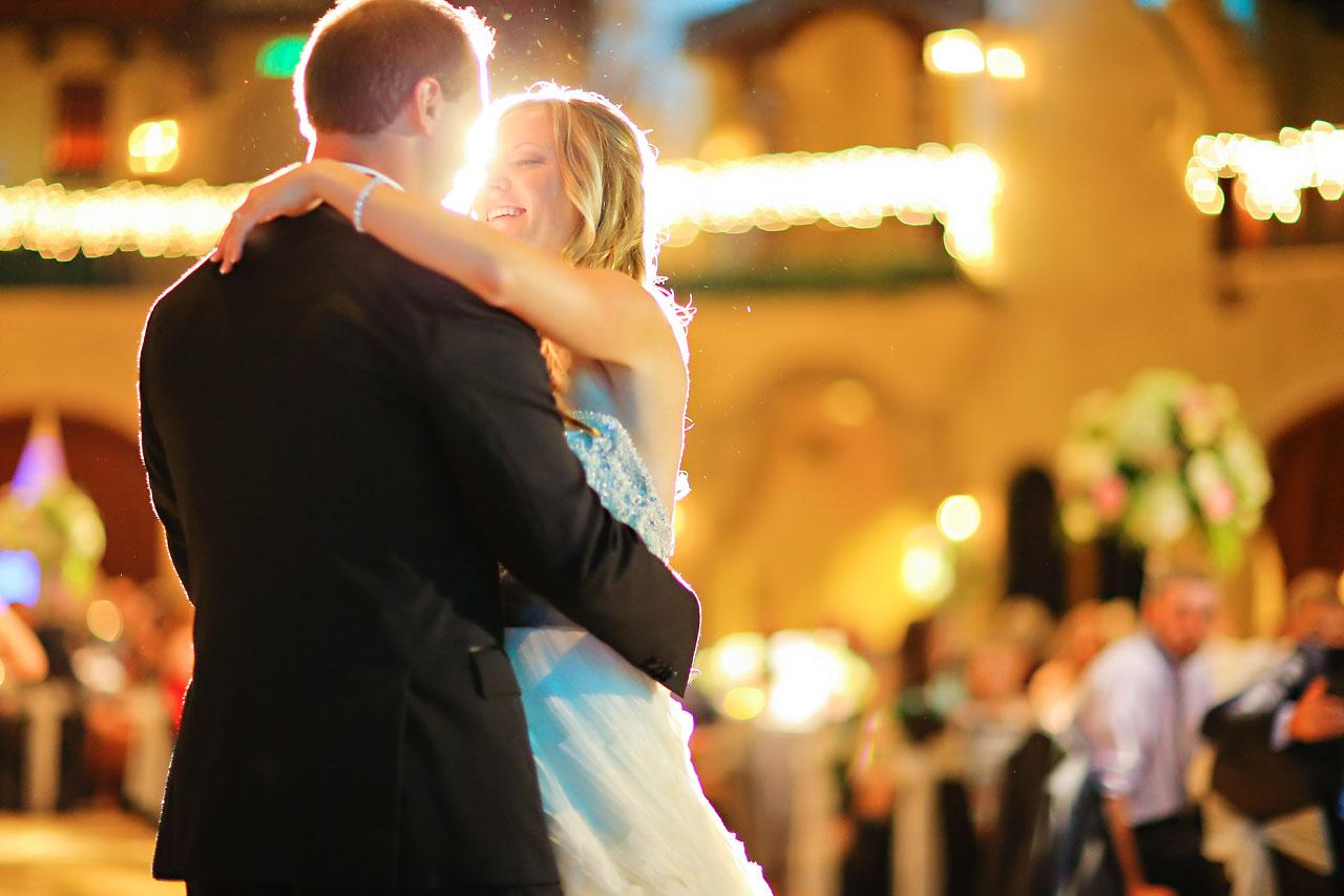 Moey Drew Indiana Roof Ballroom Wedding 213
