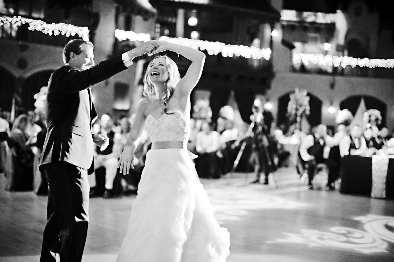 Moey Drew Indiana Roof Ballroom Wedding 214