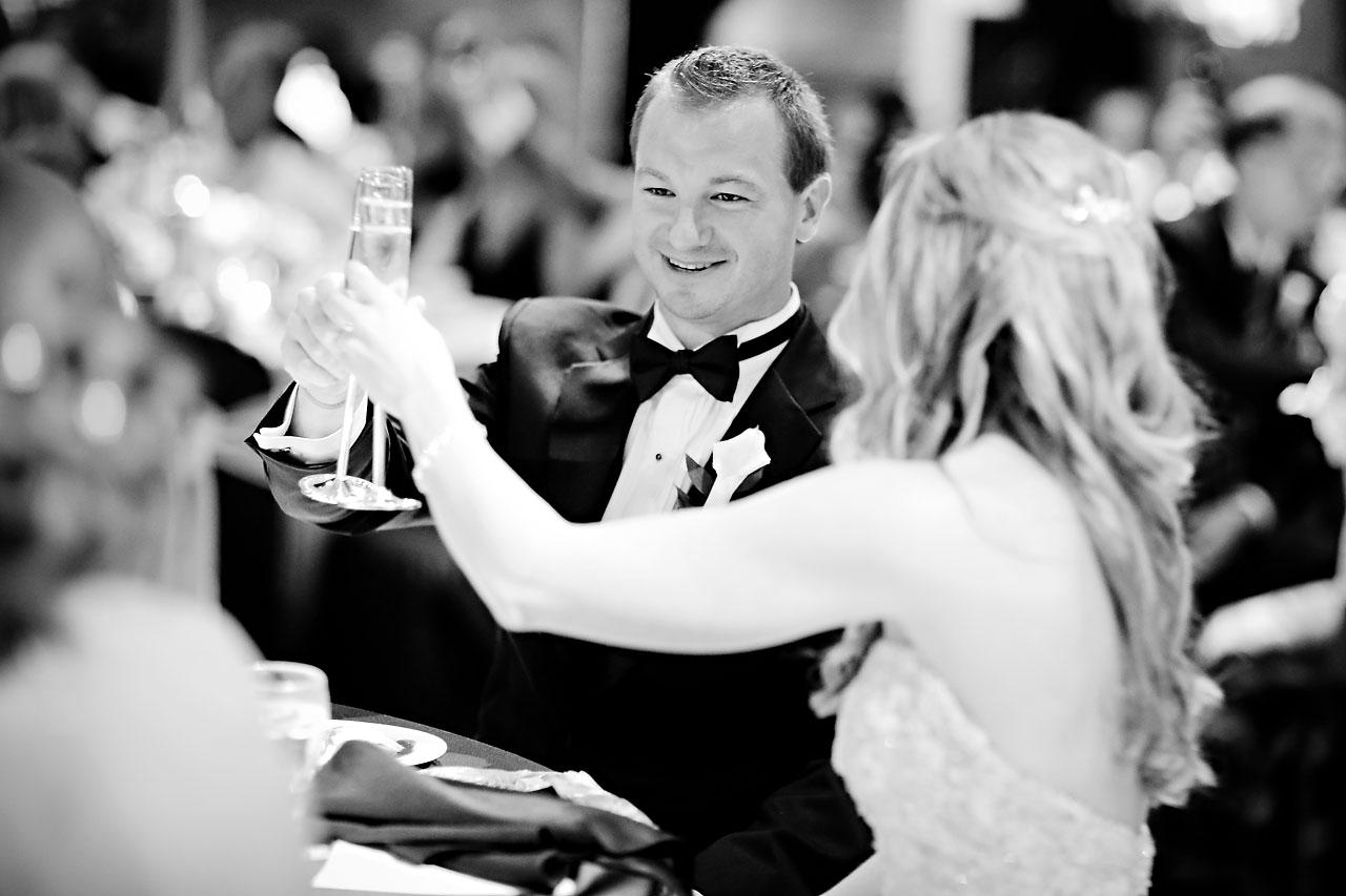 Moey Drew Indiana Roof Ballroom Wedding 210