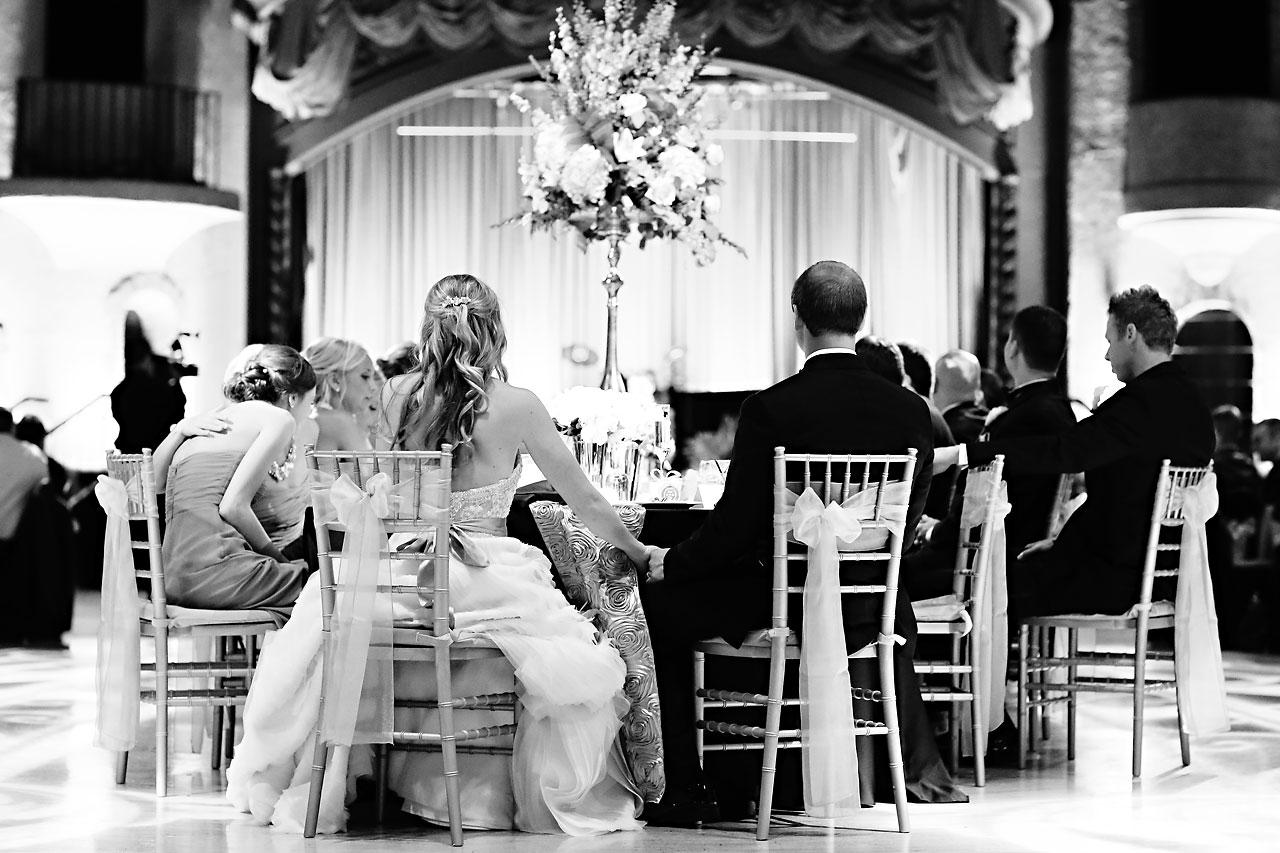 Moey Drew Indiana Roof Ballroom Wedding 207