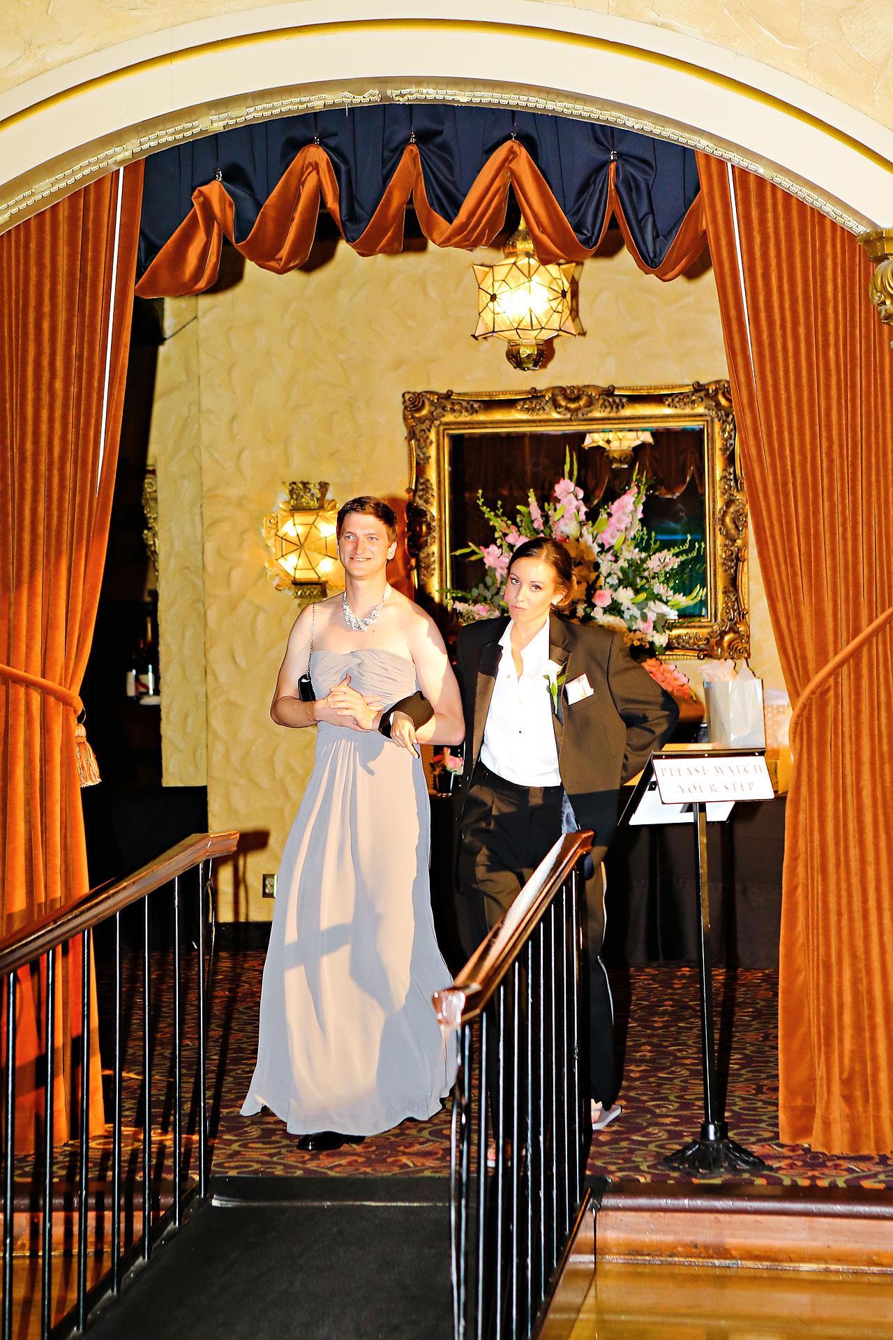 Moey Drew Indiana Roof Ballroom Wedding 200