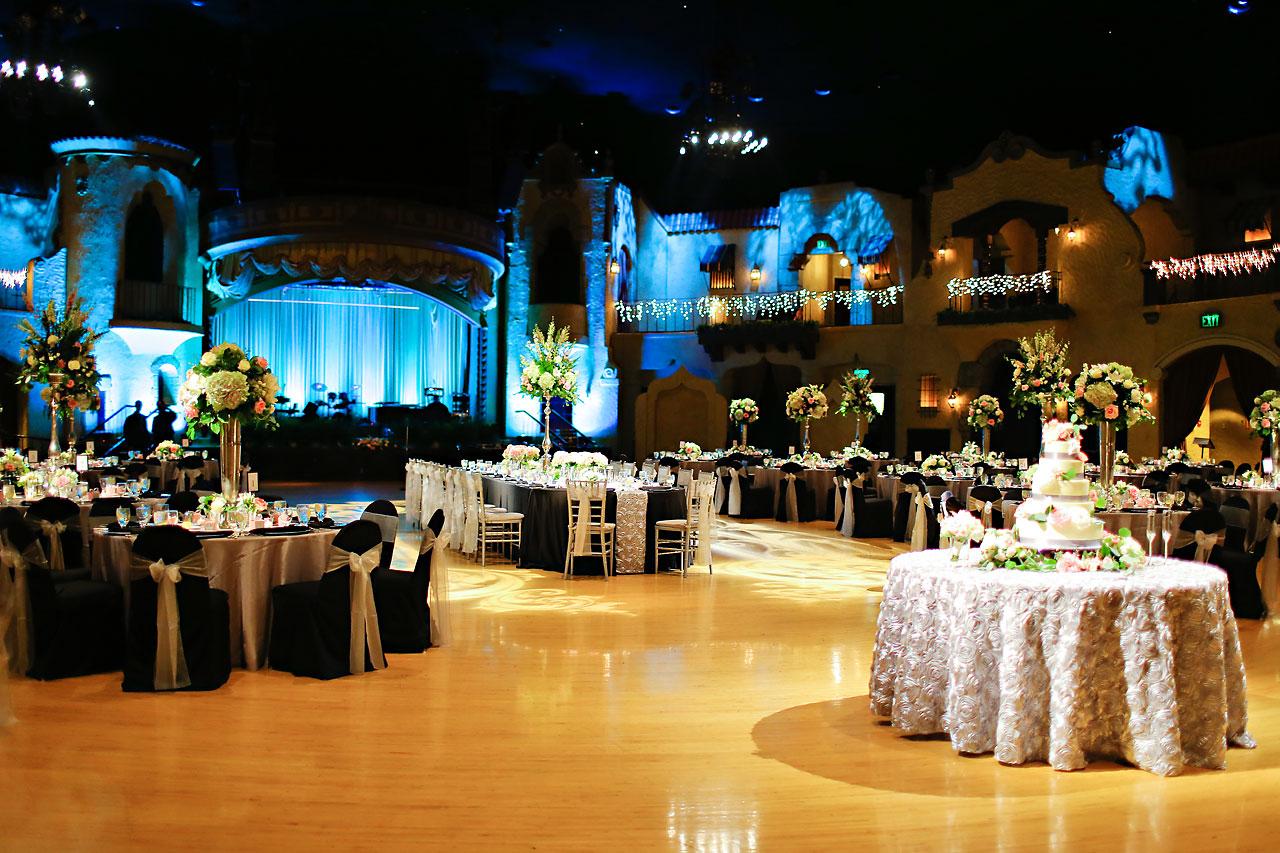 Moey Drew Indiana Roof Ballroom Wedding 188