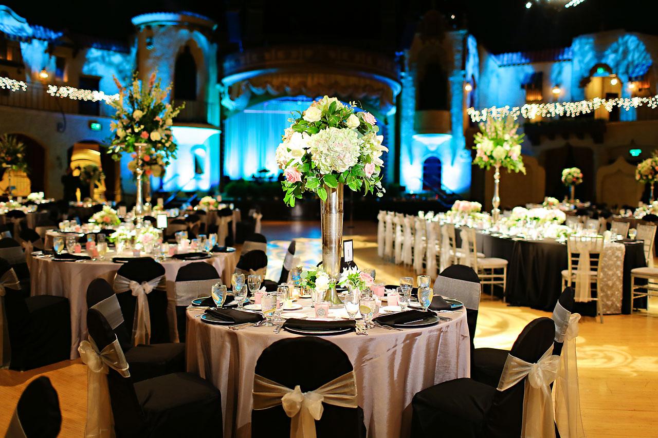 Moey Drew Indiana Roof Ballroom Wedding 170