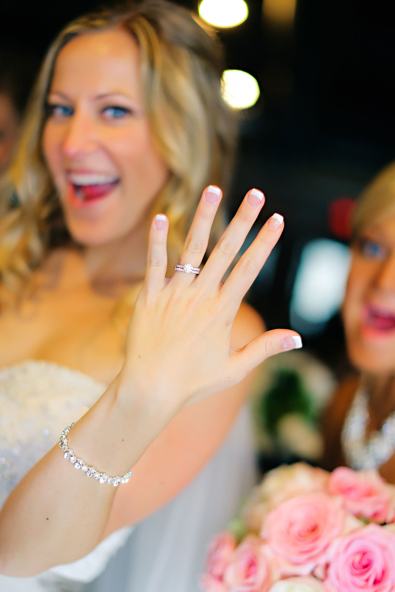 Moey Drew Indiana Roof Ballroom Wedding 155