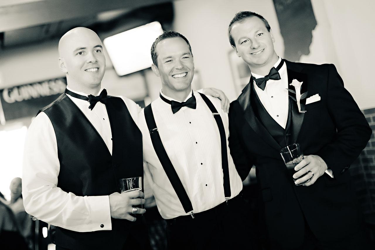 Moey Drew Indiana Roof Ballroom Wedding 156
