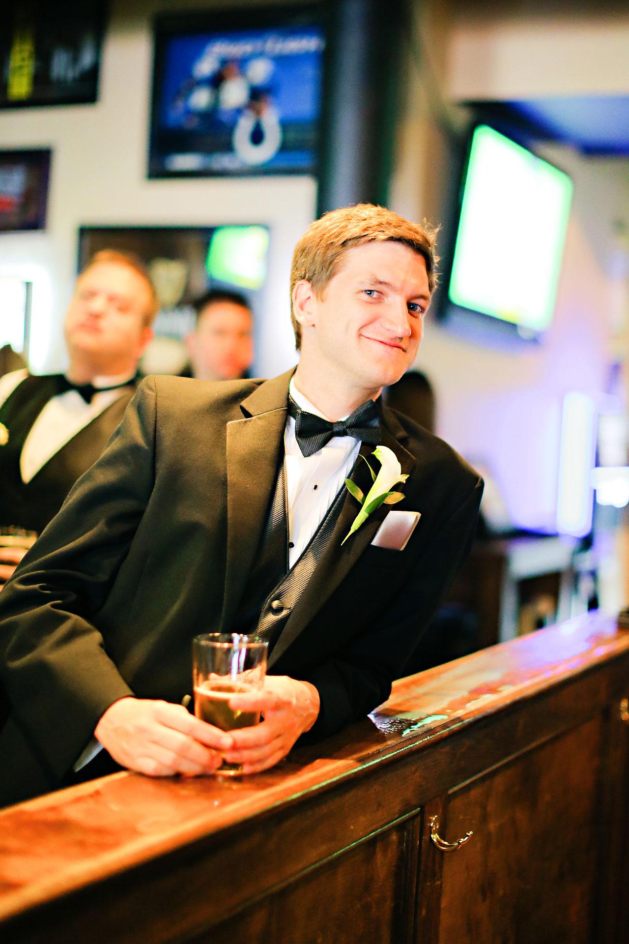 Moey Drew Indiana Roof Ballroom Wedding 157