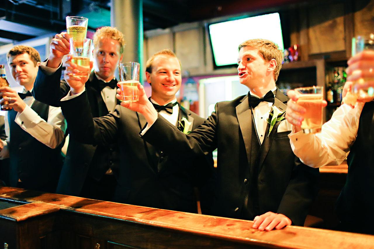 Moey Drew Indiana Roof Ballroom Wedding 152