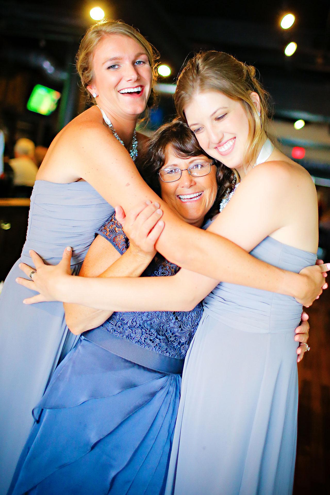 Moey Drew Indiana Roof Ballroom Wedding 149