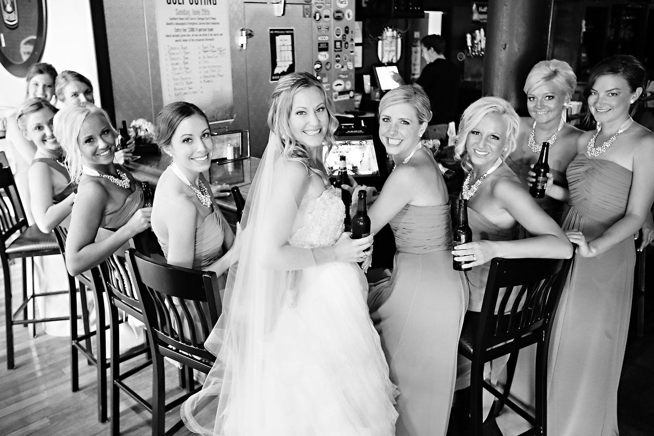 Moey Drew Indiana Roof Ballroom Wedding 150