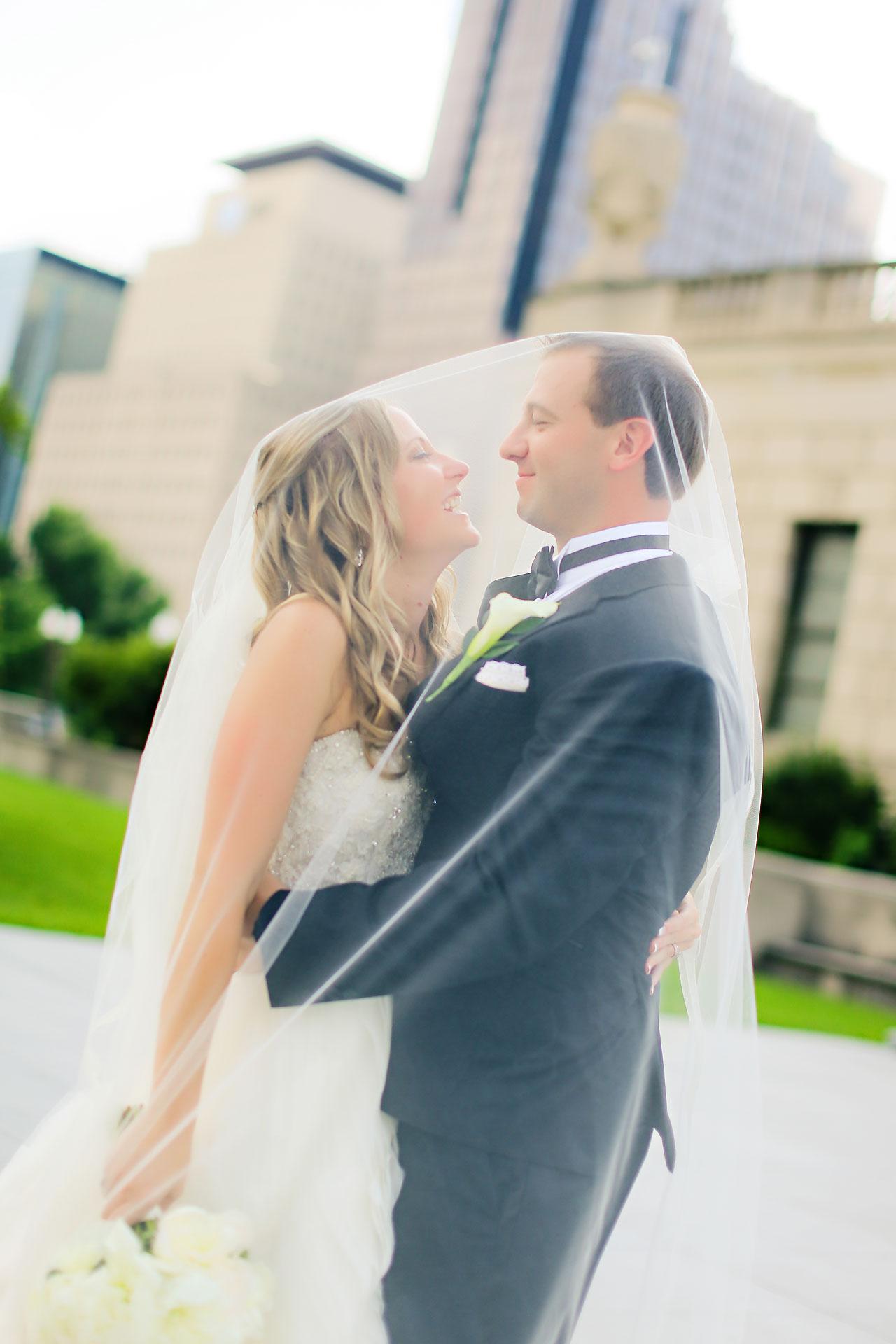 Moey Drew Indiana Roof Ballroom Wedding 137