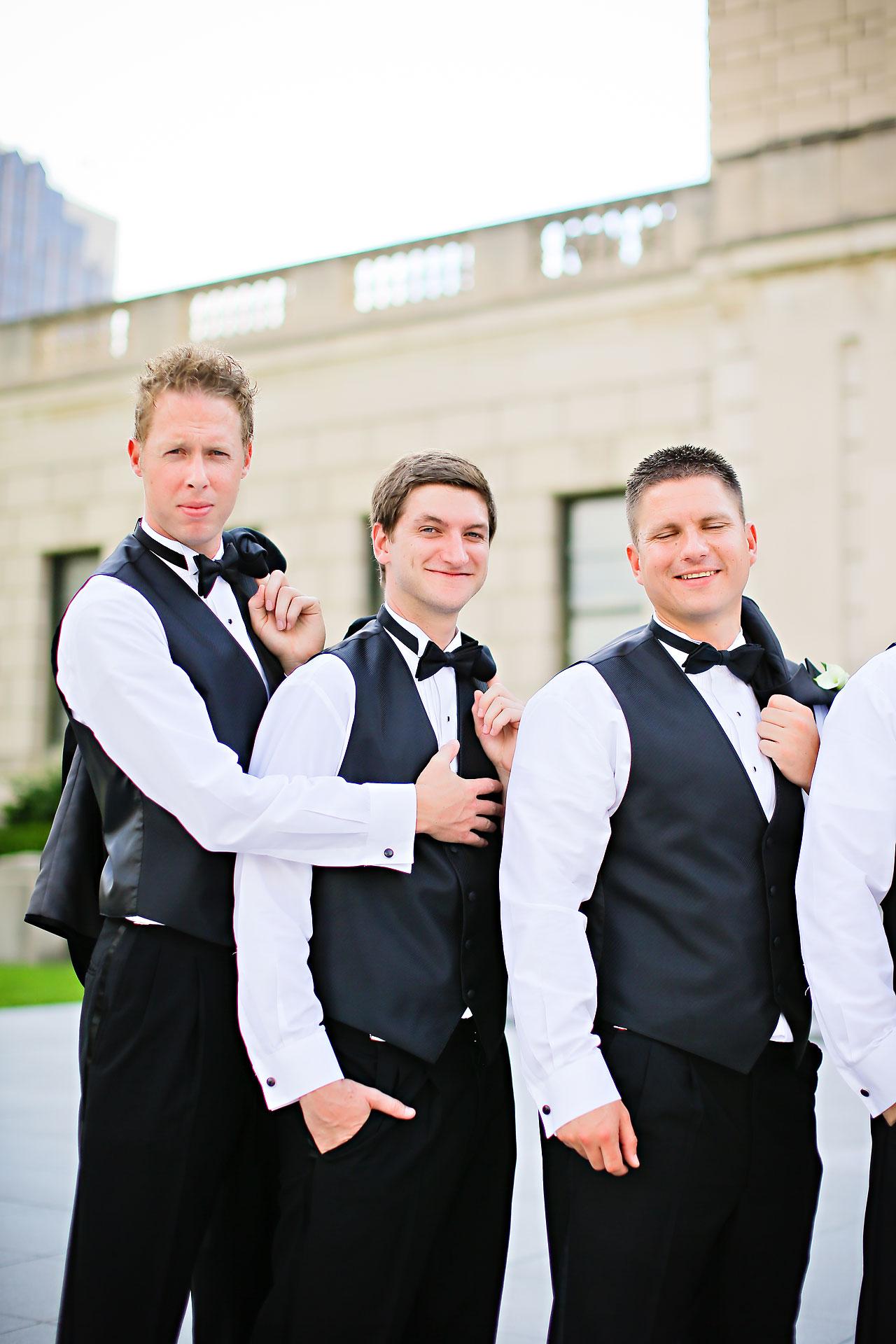 Moey Drew Indiana Roof Ballroom Wedding 134