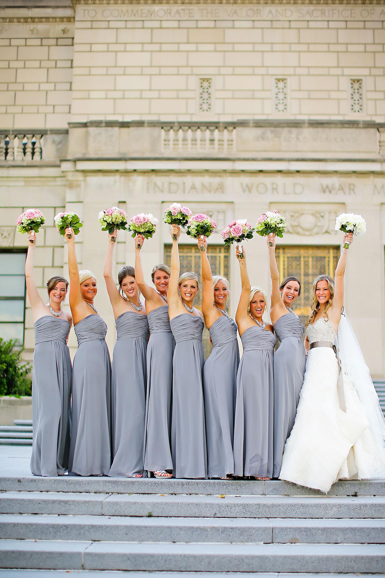 Moey Drew Indiana Roof Ballroom Wedding 129